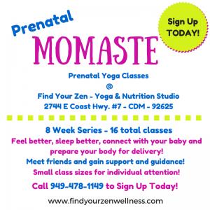 Prenatal Momaste - GENERAL